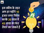 RD की मदद से बच्चों के लिए आसानी से तैयार कर सकते हैं 45 लाख का फंड, यहां समझें पूरा गणित|यूटिलिटी,Utility - Dainik Bhaskar
