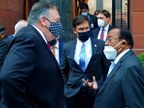 विदेश मंत्री पोम्पियो बोले- कोरोना के लिए सभी देश चीन को जिम्मेदार ठहराएं, भारत से सबक ले दुनिया|विदेश,International - Dainik Bhaskar