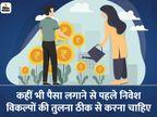 सिर्फ टैक्स या पैसे बचाने के लिए निवेश करना गलत, इन बातों को अपनाकर कमा सकते हैं ज्यादा मुनाफा|यूटिलिटी,Utility - Dainik Bhaskar