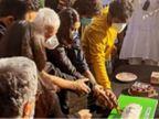 शाहिद कपूर ने पूरी की फिल्म 'जर्सी' की शूटिंग, टीम के साथ केक कट कर किया सेलिब्रेट बॉलीवुड,Bollywood - Dainik Bhaskar