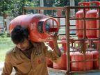 एक ही महीने में दूसरी बार बढ़े LPG गैस सिलेंडर के दाम, दिल्ली में 50 रुपए महंगा हुआ घरेलू गैस सिलेंडर|यूटिलिटी,Utility - Dainik Bhaskar