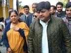 बेटे दुष्यंत की रणनीति को भेद नहीं पाई कांग्रेस, मां वसुंधरा राजे ने गढ़ जीतकर केंद्रीय नेतृत्व को फिर दिखाई ताकत|राजस्थान,Rajasthan - Dainik Bhaskar