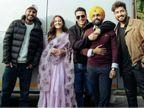 नूपुर सेनन ने अक्षय कुमार के साथ 'फिलहाल 2' के सेट पर मनाया जन्मदिन, बोलीं- मेरे लिए इससे बेहतर बर्थडे गिफ्ट नहीं हो सकता|बॉलीवुड,Bollywood - Dainik Bhaskar