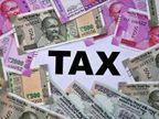 डायरेक्ट टैक्स कलेशन में आई 17.6% की कमी, 4.95 लाख करोड़ रुपए मिले बिजनेस,Business - Dainik Bhaskar