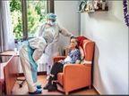 कोरोना वैक्सीन के लिए बुजुर्ग नागरिकों को मनाना अमेरिका के लिए चुनौती, साइड इफेक्ट और कम असर का डर ज्यादा|विदेश,International - Dainik Bhaskar