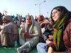 किसानों के समर्थन में सिंघु बॉर्डर पहुंची स्वरा भास्कर, बोलीं- मेरा रोटी से नाता, इसलिए मेरा किसानों से भी नाता है|बॉलीवुड,Bollywood - Dainik Bhaskar