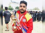 बठिंडा में 22 साल के किसान ने जहर खाकर जान दी, दो दिन पहले दिल्ली बॉर्डर से लौटा था|पंजाब,Punjab - Dainik Bhaskar