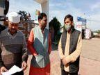 9 महीने पहले कांग्रेस से दे चुका है इस्तीफा, फिर भी यूथ कांग्रेस में बिना लड़े ही सचिव बना, 12 वोट भी मिले|जबलपुर,Jabalpur - Dainik Bhaskar