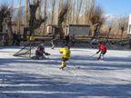माउंट आबू में छठे दिन जमी बर्फ, देश के सबसे ठंडे 40 शहरों में 5 मध्य प्रदेश के|देश,National - Dainik Bhaskar
