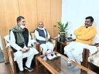 विधानसभा ने कलेक्टर्स से मांगी विधायकों की कोरोना रिपोर्ट, CM सहित 32 विधायक हो चुके हैं पॉजिटिव|भोपाल,Bhopal - Dainik Bhaskar