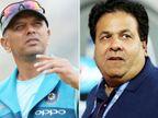द्रविड़ को कंसल्टेंट के तौर पर ऑस्ट्रेलिया भेजने के सवाल पर राजीव शुक्ला बोले- किसी को भी नहीं भेजा जाएगा|स्पोर्ट्स,Sports - Dainik Bhaskar