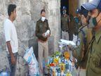 24 घंटे बाद जबलपुर पुलिस ने 7 पर दर्ज की FIR, पहले दुकान से बेचता था नकली खाद, 11 माह से खुद बनाने लगा|जबलपुर,Jabalpur - Dainik Bhaskar
