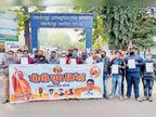 31 पार्किंग में सुविधा शुल्क नहीं टैक्स वसूल रहा जमशेदपुर अक्षेस, शहर में रोड टैक्स के साथ सड़क पर पार्किंग के वसूल रहे पैसे|जमशेदपुर,Jamshedpur - Dainik Bhaskar