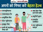 महामारी के दौरान सबकी लाइफस्टाइल बदली, ऐसे में अपनों को दें ये 10 फायदेमंद तोहफे|ज़रुरत की खबर,Zaroorat ki Khabar - Dainik Bhaskar