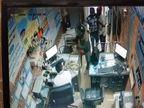 तीन बदमाशों ने गन प्वाइंट पर मिनी बैंक में घुसकर लूटे 9.70 लाख|पानीपत,Panipat - Dainik Bhaskar