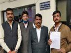 अब उत्तर प्रदेश के व्यापारी भी नकली प्लाज्मा के खिलाफ मैदान में, बोले-अपोलो अस्पताल के डॉक्टरों पर कार्रवाई करे पुलिस|ग्वालियर,Gwalior - Dainik Bhaskar