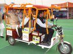 भारत में 2027 तक हर साल 63 लाख ई-व्हीकल बिकेंगे, ई-रिक्शा की डिमांड तेजी से बढ़ेगी|टेक & ऑटो,Tech & Auto - Dainik Bhaskar