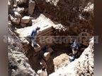 महाकाल मंदिर के नीचे मिला एक हजार साल पुराना मंदिर; केंद्रीय दल ने कहा- खुदाई से नया इतिहास सामने आने आएगा|उज्जैन,Ujjain - Dainik Bhaskar