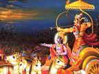 जब बुरा व्यक्ति परेशानियों में फंसता है, तब ही उसे धर्म की याद आती है|धर्म,Dharm - Dainik Bhaskar