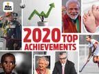 वैक्सीन बनाने में नंबर 1 और पीपीई किट बनाने में नंबर 2 बने, ज्यादा प्रोटीन वाले गेहूं से कुपोषण करेंगे खत्म|20 से 21,Welcome 2021 - Dainik Bhaskar