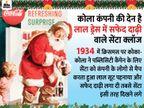 कोला कंपनी की देन है लाल रंग की पोशाक वाला सेंटा क्लॉज; पहले 25 दिसंबर नहीं, 6 जनवरी को मनाते थे त्योहार|देश,National - Dainik Bhaskar
