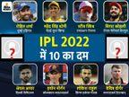 2022 के IPL में 10 टीमें खेलेंगी, कोरोना से हुए नुकसान का हर फर्स्ट क्लास क्रिकेटर को मुआवजा मिलेगा|क्रिकेट,Cricket - Dainik Bhaskar