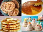 आज के दिन क्लाउड ब्रेड से करें अपनों को खुश, स्नोमैन कुकीज, पुडिंग और पैनकेक भी सबको आएंगे पसंद|लाइफस्टाइल,Lifestyle - Dainik Bhaskar