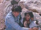 जब 'शोले' की शूटिंग के दौरान धर्मेंद्र ने चला दी थी असली गोली, बाल-बाल बचे थे अमिताभ बच्चन|बॉलीवुड,Bollywood - Dainik Bhaskar