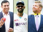 VVS ने कहा-रहाणे ने शानदार कप्तानी की, वॉर्न बोले- हर मैच में इसी तरह का विकेट होना चाहिए|स्पोर्ट्स,Sports - Dainik Bhaskar
