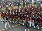 गणतंत्र दिवस की परेड के लिए दिल्ली आए सेना के 150 जवान संक्रमित, सभी क्वारैंटाइन|देश,National - Dainik Bhaskar