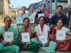 असम में लिक्वर बेचने वाली 30 महिलाओं ने शुरू किया कपड़े की बुनाई का काम, इज्जत की जिंदगी मिली और खूब हो रहा मुनाफा|लाइफस्टाइल,Lifestyle - Dainik Bhaskar