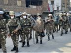 इलाके में 48 घंटे तनाव के बाद अब जनजीवन सामान्य, एहतियात के लिए पुलिस बल तैनात उज्जैन,Ujjain - Dainik Bhaskar