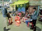 जहां पत्थर चले थे, वहां रात 2 बजे पुलिस को चाय पिला रहा था बेगमबाग का शाहरुख|उज्जैन,Ujjain - Dainik Bhaskar