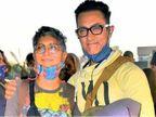 वेडिंग एनिवर्सरी सेलिब्रेट करने गिर के जंगलों में पहुंचे आमिर खान, फैमिली के साथ 3 दिन से चल रहा जश्न|बॉलीवुड,Bollywood - Dainik Bhaskar
