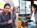 जम्मू-कश्मीर की पहली महिला बस ड्राइवर बनीं पूजा देवी, हैवी व्हीकल्स चलाने का सपना पति की रजामंदी से पूरा किया|लाइफस्टाइल,Lifestyle - Dainik Bhaskar