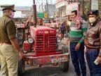 गाड़ी पर जाति की शान दिखाने वालों के खिलाफ चला अभियान, बाराबंकी और उन्नाव में 17 गाड़ियों कटे चालान|उत्तरप्रदेश,Uttar Pradesh - Dainik Bhaskar