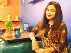 ट्रांसजेंडर महिला उरूज हुसैन ने नोएडा में खोला 'टेंपटेशंस कैफे', वे कहती हैं इससे मेरे समुदाय के लोगों को अपना बिजनेस करने की प्रेरणा मिलेगी|लाइफस्टाइल,Lifestyle - Dainik Bhaskar