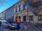 राजधानी जगरेब में 6.3 तीव्रता का भूकंप, कई इमारतें गिरीं; 3 पड़ोसी देशों में भी महसूस किए गए झटके विदेश,International - Dainik Bhaskar
