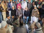 हुड्डा बोले- खुद को किसान हितैषी बताने वालों की पोल खुल रही है|पानीपत,Panipat - Dainik Bhaskar