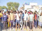 ट्रेक्टर की टक्कर से मासूम बालक की मौत, ट्रेक्टर जब्त, चालक की तलाश में जुटी पुलिस अजमेर,Ajmer - Dainik Bhaskar