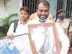 RJD नेता श्याम रजक का दावा- कभी भी टूट सकता है जदयू, नीतीश के 17 विधायक हमारे संपर्क में बिहार,Bihar - Dainik Bhaskar