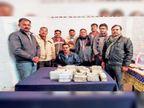 आरआई 7000 की रिश्वत लेते गिरफ्तार, घर की तलाशी में मिले 58 लाख 50 हजार रुपए|पोकरण,Pokhran - Dainik Bhaskar
