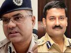 आईजी योगेश देखमुख बने एडीजी इंदौर, डीआईजी हरिनारायण चारी मिश्र को बनाया गया आईजी इंदौर|इंदौर,Indore - Dainik Bhaskar