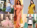 ग्लिटर से लेकर एंब्रॉयडरी वाले मास्क बने फैशन का हिस्सा, कंफर्ट वियर और पेस्टल कलर्स रहे वार्डरोब की शान|लाइफस्टाइल,Lifestyle - Dainik Bhaskar