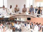 छत्तीसगढ़ में छह मंत्रियों ने की 250-300 किसानों से बात, खरीदी में रुकावट पर सफाई दी, केंद्र के खिलाफ दिल्ली जाने को भी किसान तैयार|छत्तीसगढ़,Chhattisgarh - Dainik Bhaskar