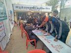 रोजगार मेला में 342 युवाओं का चयन मुरैना,Morena - Dainik Bhaskar