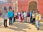 समाज में सभी को बराबरी का हक, फिर किस आधार पर टिकैत ने किसान आंदोलन के दौरान ब्राह्मणों पर की टिप्पणी|शिवपुरी,Shivpuri - Dainik Bhaskar