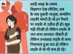 18 बरस की लड़की के साथ 40 का मर्द चलेगा, लेकिन 21 का लड़का और 30 की लड़की नहीं होनी चाहिए|ओरिजिनल,DB Original - Dainik Bhaskar