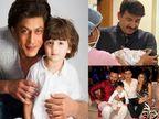 मनोज तिवारी से लेकर सैफ-शाहरुख तक, जब 51 साल तक की उम्र में बने पिता बने ये बॉलीवुड स्टार्स|बॉलीवुड,Bollywood - Dainik Bhaskar