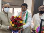 धान खरीदी में रुकावट को किसानोंका मुद्दा बनाने की कोशिश, कल छत्तीसगढ़ कांग्रेस कार्यकारिणी की बैठक, जिलाध्यक्षों से भी होगी बात|छत्तीसगढ़,Chhattisgarh - Dainik Bhaskar